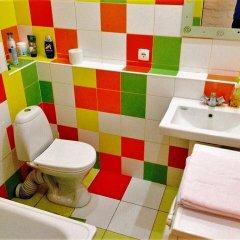 Гостиница Studio Apartment na MOPRA 2 в Иркутске отзывы, цены и фото номеров - забронировать гостиницу Studio Apartment na MOPRA 2 онлайн Иркутск ванная