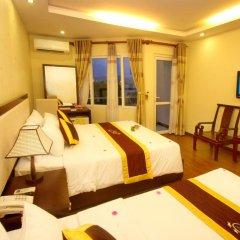 Luxury Nha Trang Hotel 3* Номер Делюкс с различными типами кроватей фото 7