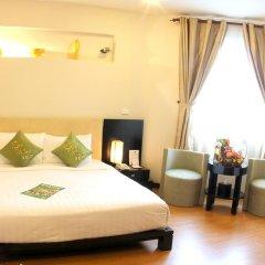 Отель Anise Hanoi 3* Улучшенный номер разные типы кроватей фото 3