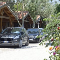 Отель Camping La Pineta Порто Реканати городской автобус