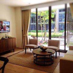Отель Baan Mai Khao at Mai Khao Beach Phuket комната для гостей фото 3