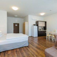 Апарт-отель Имеретинский - Морской квартал Студия с различными типами кроватей фото 10