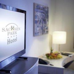 Sachsenpark-Hotel 4* Стандартный номер с различными типами кроватей