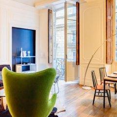 Отель Cheval d'argent Франция, Лион - отзывы, цены и фото номеров - забронировать отель Cheval d'argent онлайн в номере фото 2