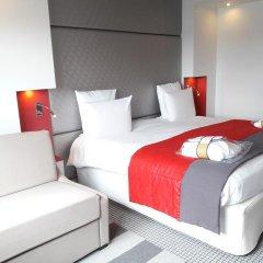 Отель Mercure Montmartre Sacre Coeur 4* Стандартный номер фото 3