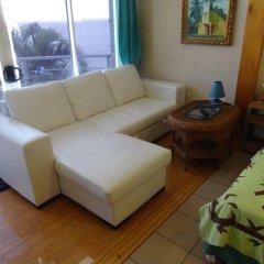 Отель Fare Arearea Sweet Studio Французская Полинезия, Папеэте - отзывы, цены и фото номеров - забронировать отель Fare Arearea Sweet Studio онлайн комната для гостей фото 2