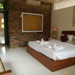 Отель Green View Village Resort 3* Бунгало с различными типами кроватей фото 3