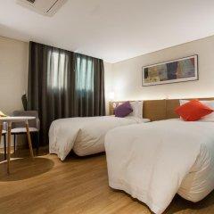 Отель Inno Stay 4* Стандартный номер фото 4