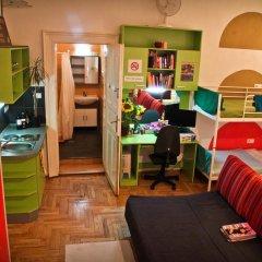 Hostel Budapest Center Стандартный номер с различными типами кроватей фото 21