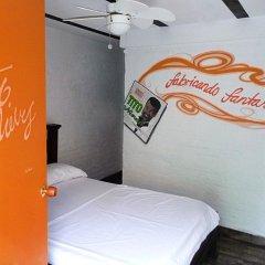 Viajero Cali Hostel & Salsa School Стандартный номер с различными типами кроватей фото 3