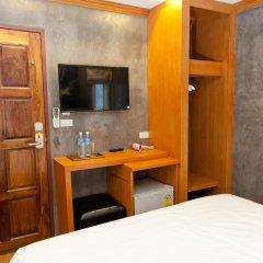 Отель Chaphone Guesthouse 2* Стандартный номер с разными типами кроватей фото 6