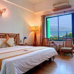 Green Hotel Nha Trang 3* Улучшенный номер фото 17
