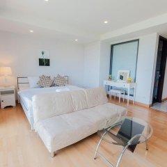 Отель Rocco Huahin Condominium Студия с различными типами кроватей фото 35