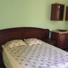 Гостевой Дом Лазурный Семейная студия с разными типами кроватей