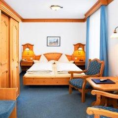 Отель LUITPOLD Мюнхен комната для гостей фото 4