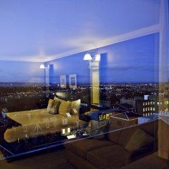 Отель Intercontinental Edinburgh the George 5* Номер Делюкс с различными типами кроватей фото 5