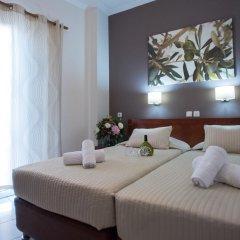 Epidavros Hotel 2* Стандартный номер с разными типами кроватей фото 3