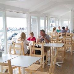 Отель West Beach Великобритания, Брайтон - отзывы, цены и фото номеров - забронировать отель West Beach онлайн питание фото 2