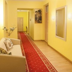 Отель In Astra Вильнюс комната для гостей