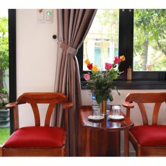Отель Sunny Garden Homestay Стандартный номер с различными типами кроватей фото 3