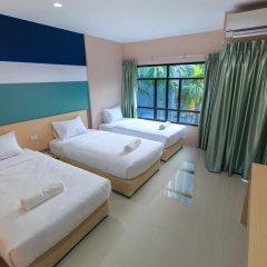Отель JJ Residence Phuket Town 3* Апартаменты с различными типами кроватей фото 2