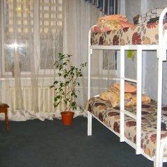 Хостел Достоевский Кровать в общем номере с двухъярусной кроватью фото 13