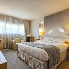 Отель Best Western Paris CDG Airport 4* Стандартный номер с различными типами кроватей фото 3
