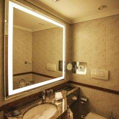 Отель Hilton Milan 4* Представительский номер с различными типами кроватей фото 19