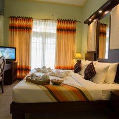 Serene Garden Hotel 3* Номер Делюкс с различными типами кроватей фото 9