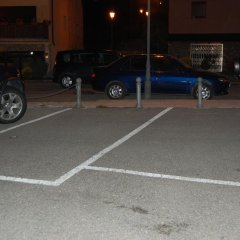 Отель Apartamento Garona парковка