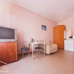 Гостиница Гостинный Дом Стандартный номер двуспальная кровать