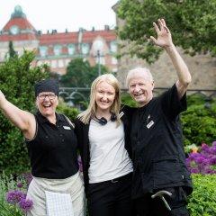 Отель STF Livin Hotel - Sweden Hotels Швеция, Эребру - отзывы, цены и фото номеров - забронировать отель STF Livin Hotel - Sweden Hotels онлайн помещение для мероприятий фото 2