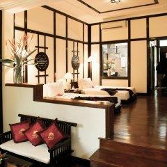 Отель Hoi An Trails Resort 4* Номер Делюкс с различными типами кроватей фото 11