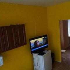 Отель Holiday Home Sportivnaya Кровать в общем номере фото 18