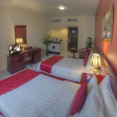 Отель Al Maha Regency 3* Стандартный номер с различными типами кроватей