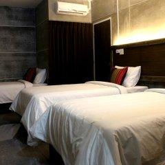 Отель Bangkok 68 3* Номер категории Эконом с различными типами кроватей фото 3