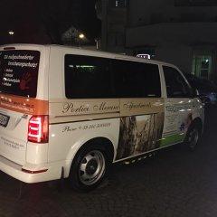 Отель Portici Merano Меран городской автобус