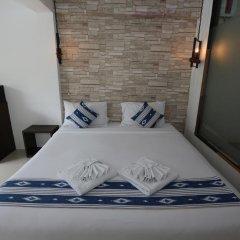 Отель The Nest Resort 3* Улучшенный номер двуспальная кровать фото 13
