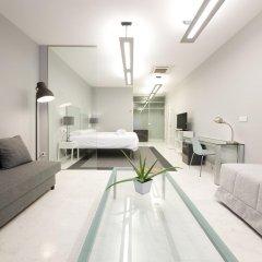 Отель Pension T5 Donostia Suites Улучшенный номер с различными типами кроватей фото 10