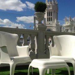 Отель Luxury Suites Испания, Мадрид - 1 отзыв об отеле, цены и фото номеров - забронировать отель Luxury Suites онлайн приотельная территория фото 2