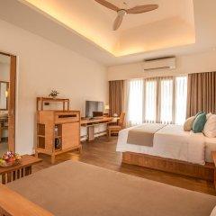 Отель Phi Phi Island Village Beach Resort 4* Номер Делюкс с различными типами кроватей фото 3