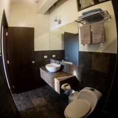 Отель Paradise by Dharma Стандартный номер с различными типами кроватей фото 4