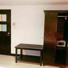 Отель Silver Resortel Номер Эконом с двуспальной кроватью фото 6