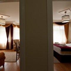 Отель Blue Mosque Suites Улучшенные апартаменты фото 7
