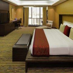 Radisson Blu Hotel, Dubai Media City 4* Стандартный номер с различными типами кроватей фото 3