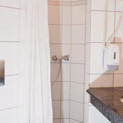 Отель Saga Hotel Дания, Копенгаген - 8 отзывов об отеле, цены и фото номеров - забронировать отель Saga Hotel онлайн ванная фото 2