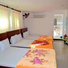 Minh Trang Hotel Стандартный семейный номер с двуспальной кроватью фото 4