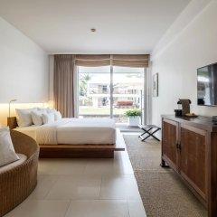 Отель Putahracsa Hua Hin Resort 5* Стандартный номер с различными типами кроватей фото 2