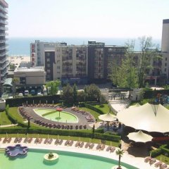 Отель GT Royal Beach Apartments Болгария, Солнечный берег - отзывы, цены и фото номеров - забронировать отель GT Royal Beach Apartments онлайн развлечения