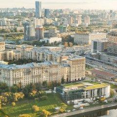 Malliott Moscow City Hotel Стандартный номер с разными типами кроватей фото 12